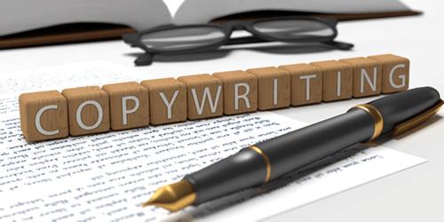 Verkoopbrief schrijven.