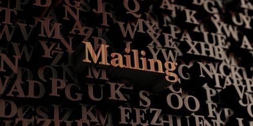 Direct mail schrijven