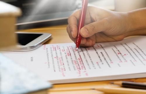 Schrijven zonder fouten